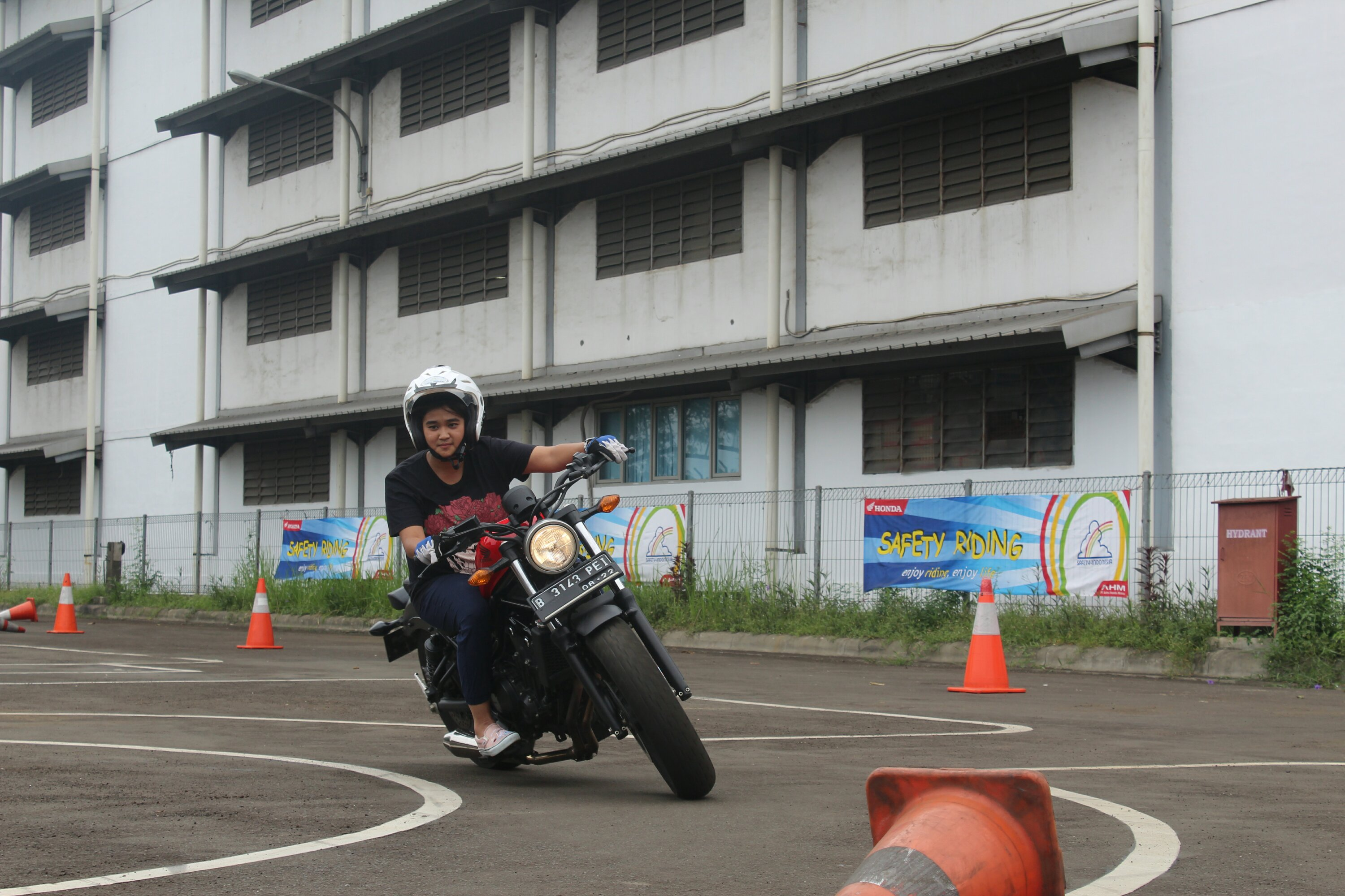 Wahana safety riding