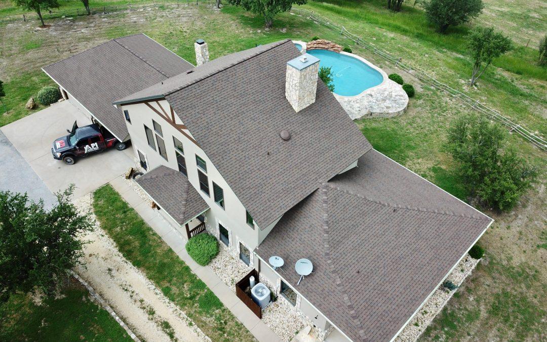 Shingle Roof – Glen Rose, TX