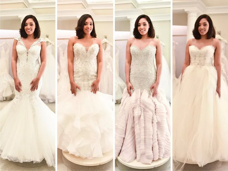 Vote For The Knot Dream Wedding Dress