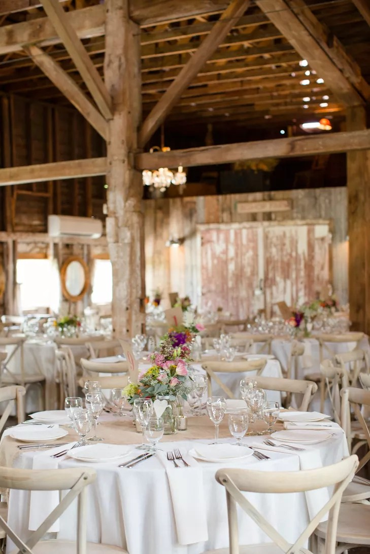 A Rustic Summer Wedding At Bishop Farm Bed Amp Breakfast In Lisbon New Hampshire