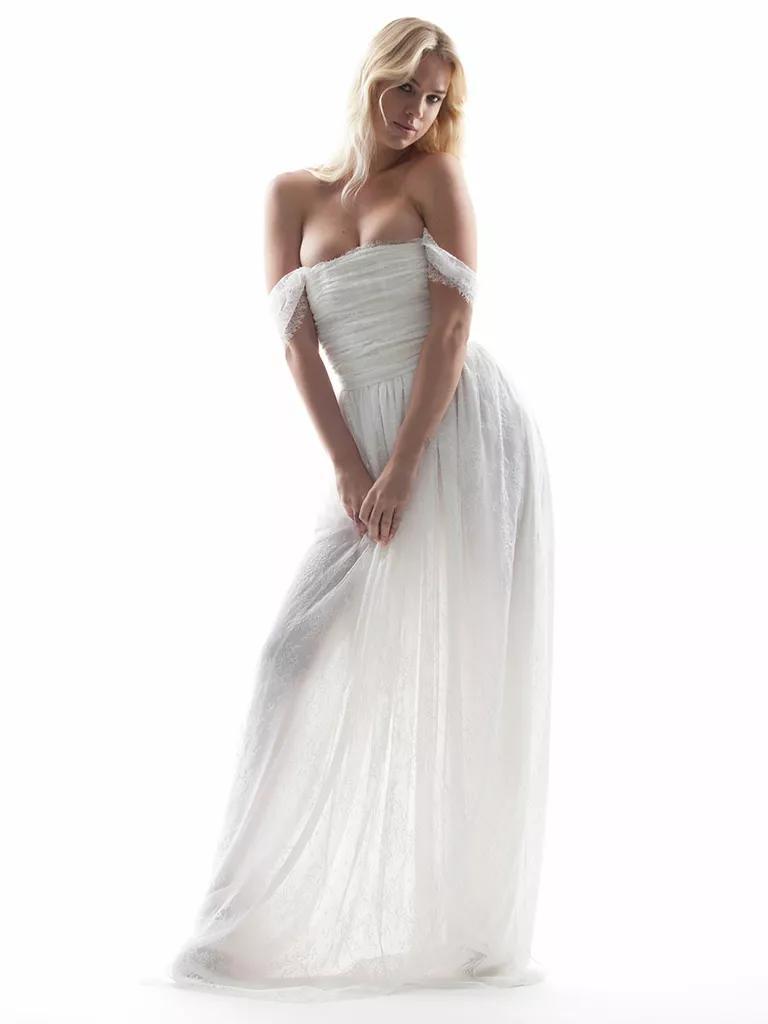 Houghton SpringSummer 2018 Collection Bridal Fashion