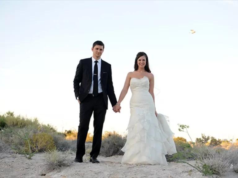 Vegas Wedding Reception