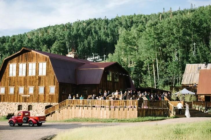 A Peaks Resort And Spa Wedding In Telluride, Colorado