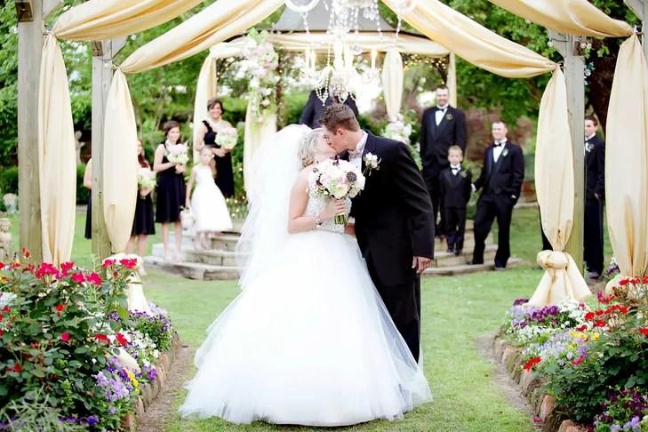 An Elegant Country Wedding In Palestine, TX