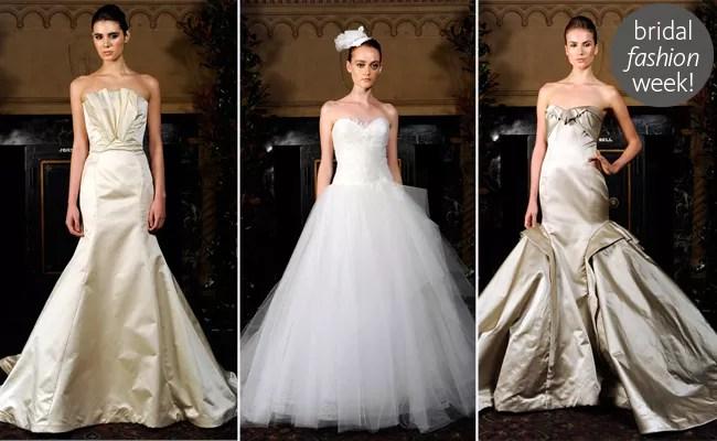 Austin Scarlett Fall 2014 Wedding Dresses