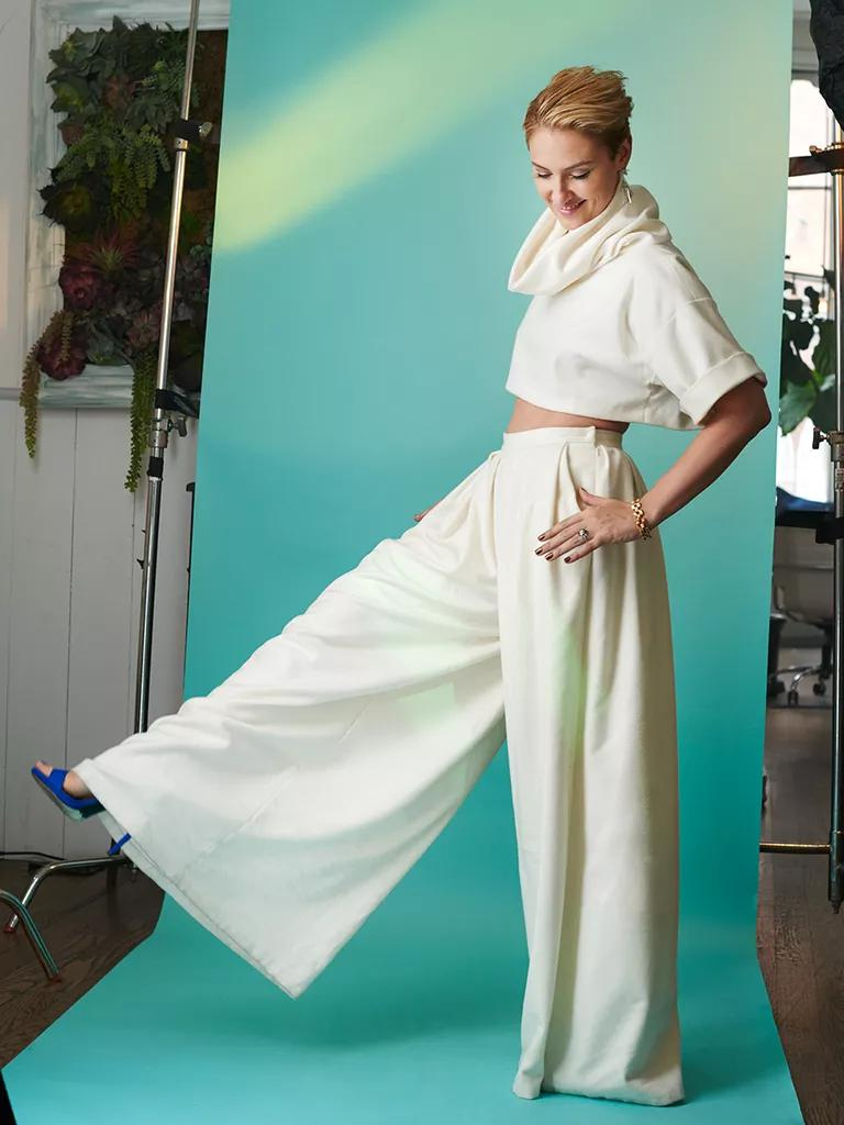 Houghton FallWinter 2017 Collection Bridal Fashion Week