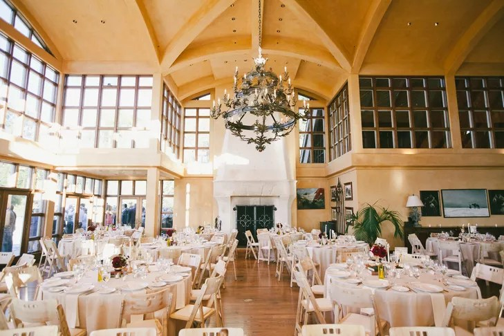 A Romantic Fall Vineyard Wedding At Chalk Hill Estate