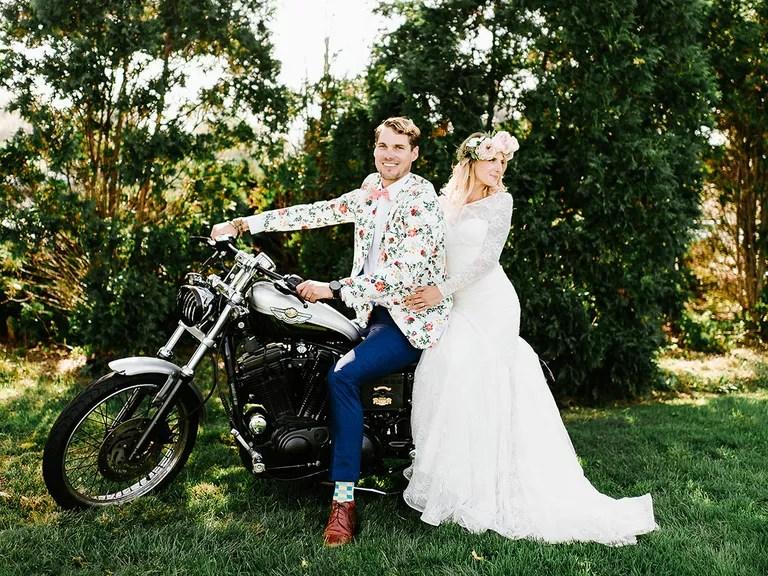 motorcycle getaway