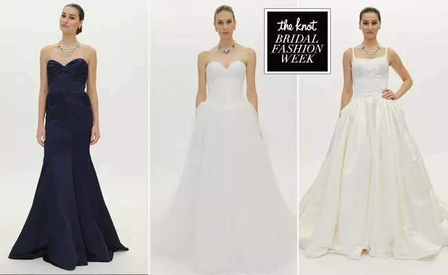 Truly Zac Posen's Wedding Dress Collection Featured