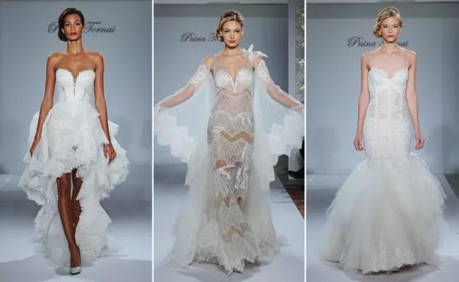 Pnina Tornai Wedding Dresses Fall 2015: Bridal Fashion
