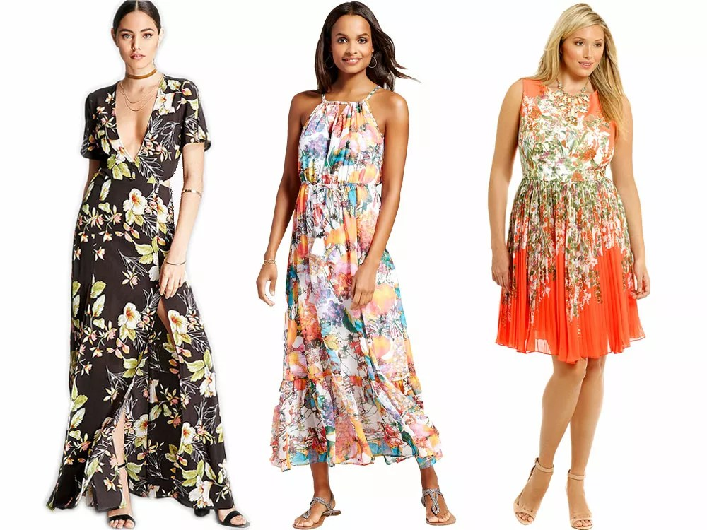 What To Wear To A Beach Wedding: Beach Wedding Attire For