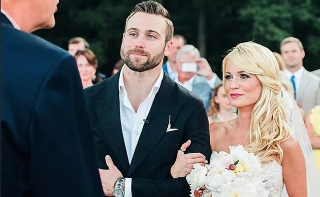 The Bachelorette Emily Maynards Wedding See New Wedding