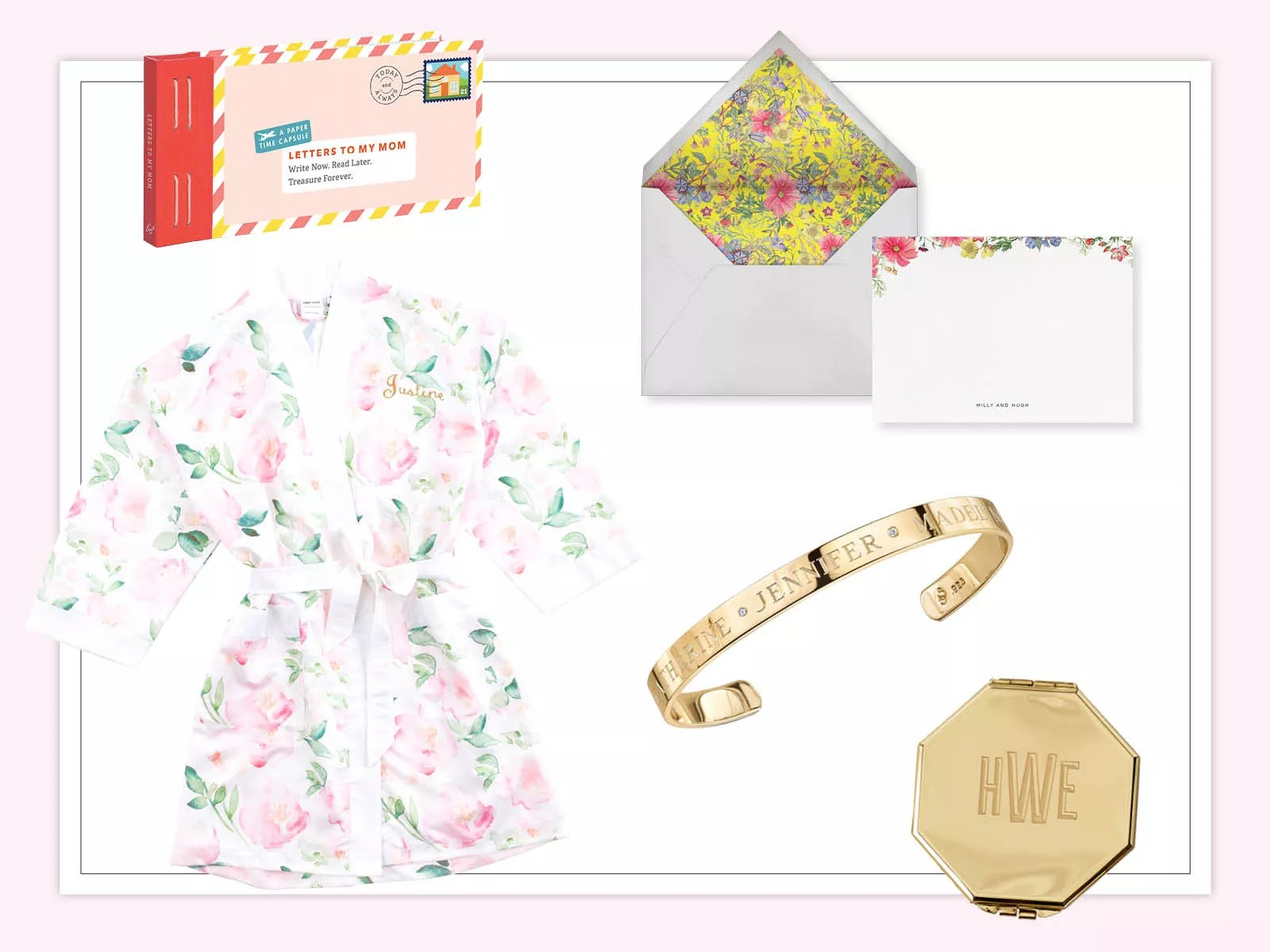 Mother's Day (Or Wedding Day!) Gift Ideas Your Mom Will