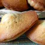 recette de madeleines au miel