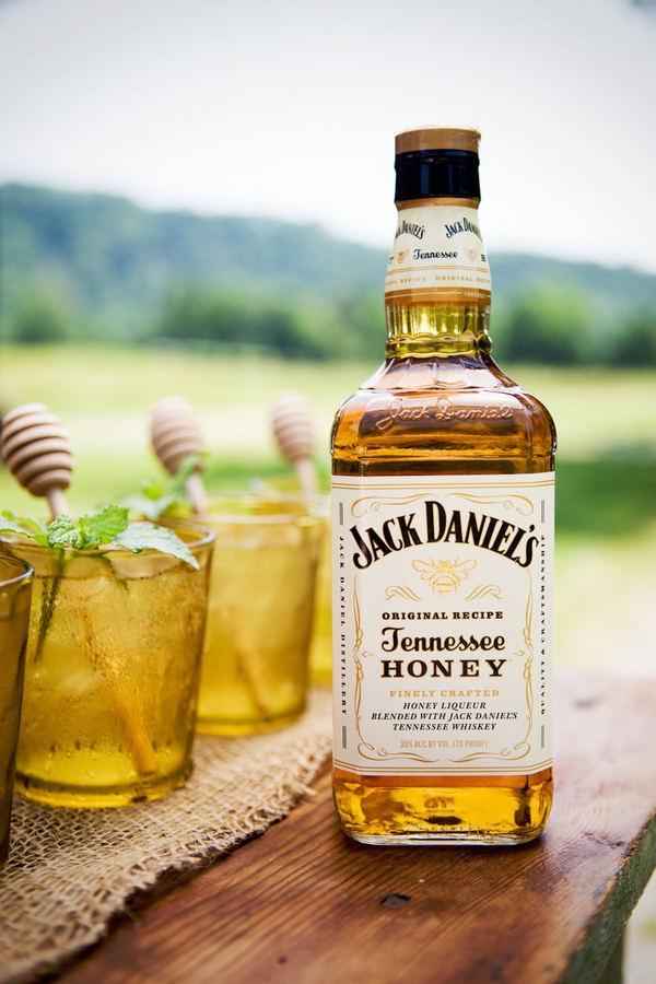 Jack Daniels Tennessee Honey - Apis Cera