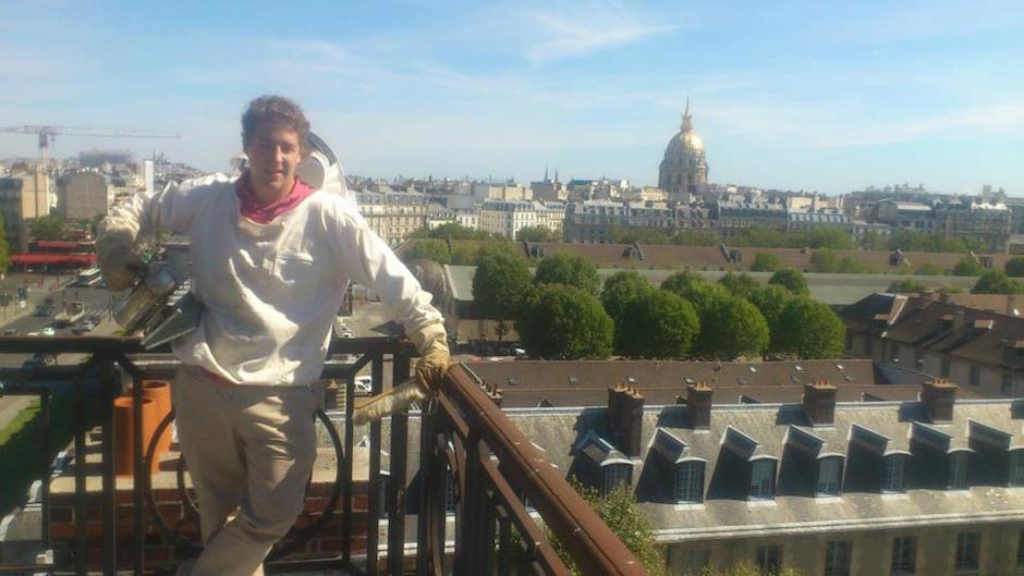 Audric de Campeau (le Miel de Paris)