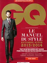 GQ France Manuel du style