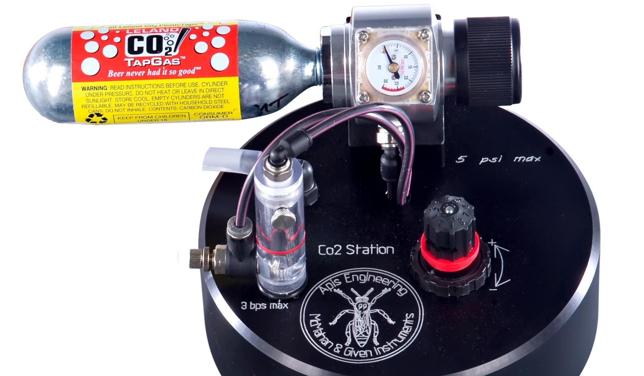 CO2 Station