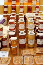 envasando miel