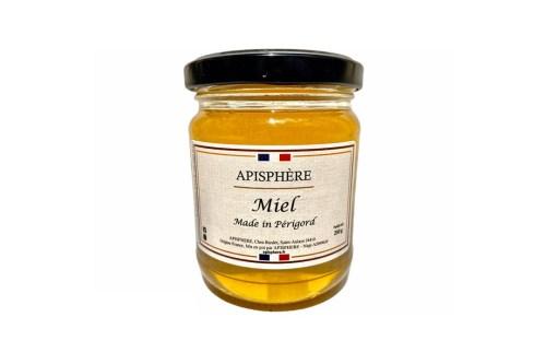 miel d'acacia français