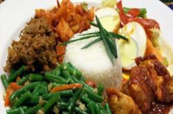 rijstafel