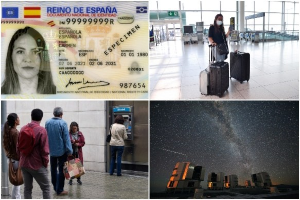 What changes about life in Spain in August 2021