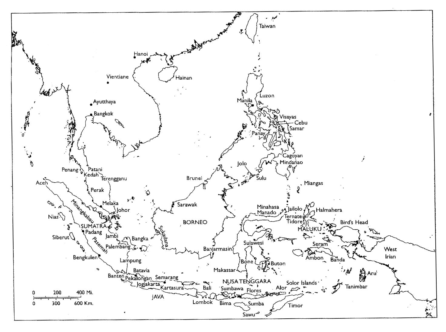 Oceans Unbounded Transversing Asia Across Area Stu S