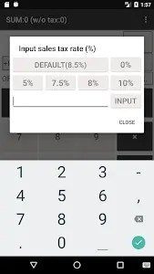 Discount Sales Tax Calculator  Apk Download Android Shopping Apps