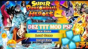 PSP DBZ Game