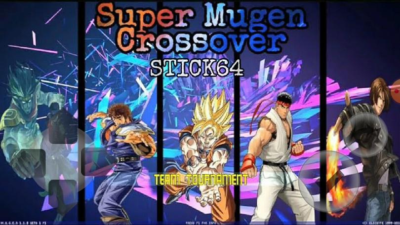 Super Mugen Crossover APK Download for Android