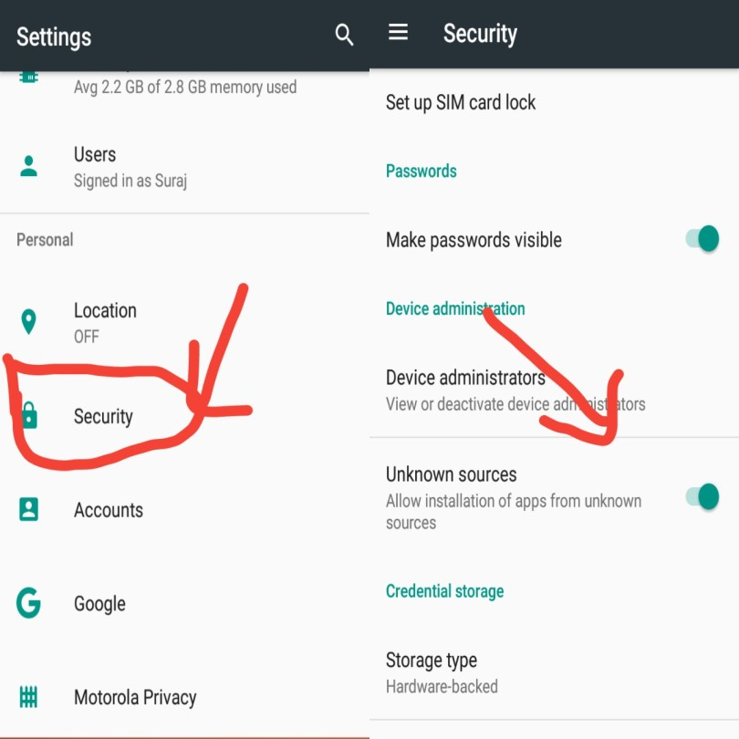 How to Install Android Application