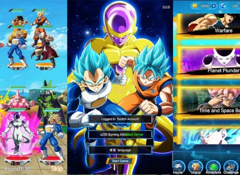 Destruction Legend FighterZ Apk Download