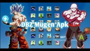 DBZ Mugen Apk For Android
