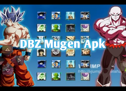 DBZ Mugen Apk For Android