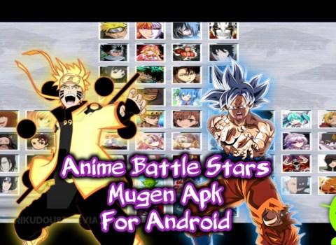 Anime Battle Stars Mugen Apk For Android
