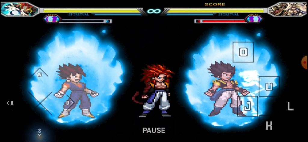 DBZ Mugen Apk For Android Dragon Ball Super Mugen for Android
