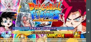 Dragon Ball Fusions DBZ BT3 MOD