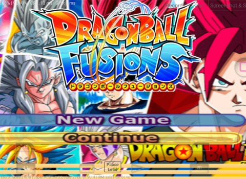 Dragon Ball Fusions DBZ BT3 MOD