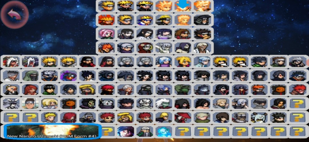 Naruto Mugen Apk For Android