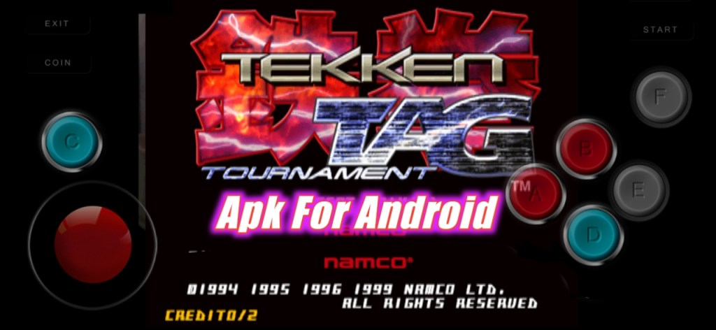 Tekken Tag Tournament Apk For Android