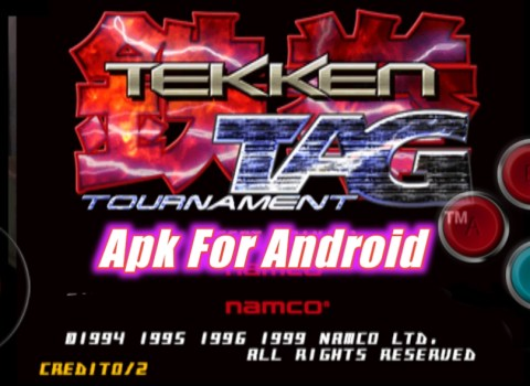 Tekken Tag Tournament Apk For Android