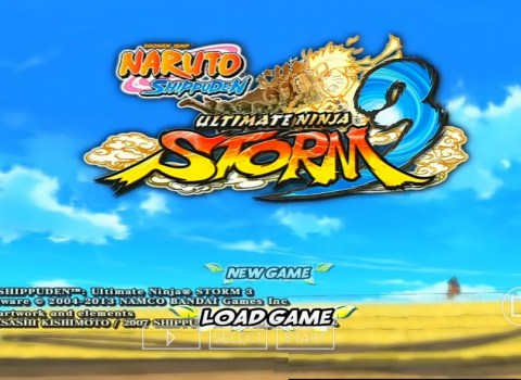 Naruto Ultimate Ninja Storm 3 for Android