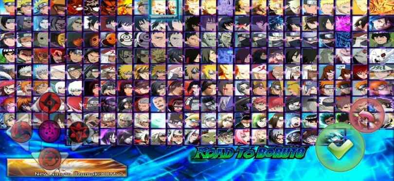 Naruto Ultimate Ninja Storm Mugen Apk For Android