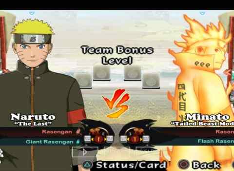 Naruto Ultimate Ninja Impact Mod Download