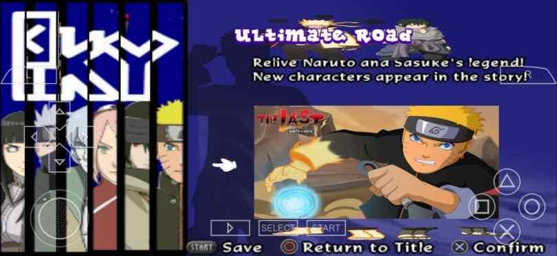Naruto Ultimate Ninja Impact Mod