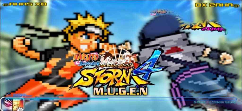 Naruto Strom 4 Apk Download