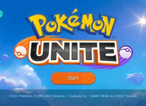 Pokemon Unite Mobile Apk For Android
