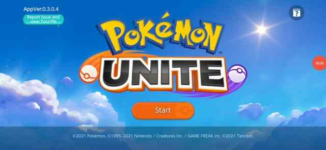 Pokemon Unite Mobile Apk For Android