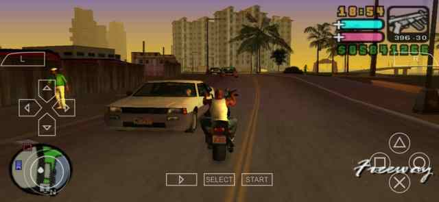 GTA San Andreas PPSSPP ISO Download