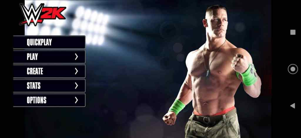 WWE 2k apk download for android